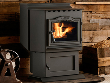 Green Heating With A Pellet Stove Rethink Green